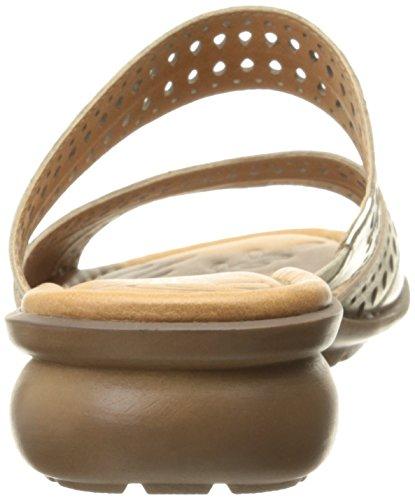 Naturalizer Jenaya sandalia Platina