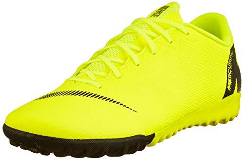 (NIKE Men's Soccer MercurialX Vapor XII Academy Turf Shoes (10.5 D US) )