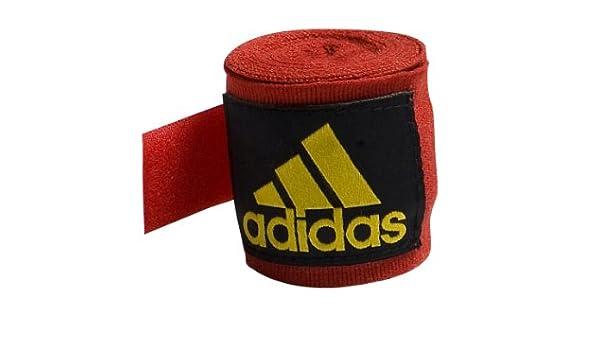 adidas Boxing Crepe mano vendaje negro: Amazon.es: Deportes y aire libre