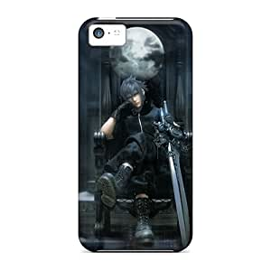 Tough Iphone Wod40623qudh Cases Covers/ Cases For Iphone 5c(noctis Lucis Caelum)