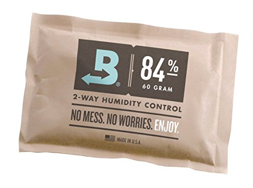 Boveda 84% RH for Humidor Seasoning, Large 60 gram