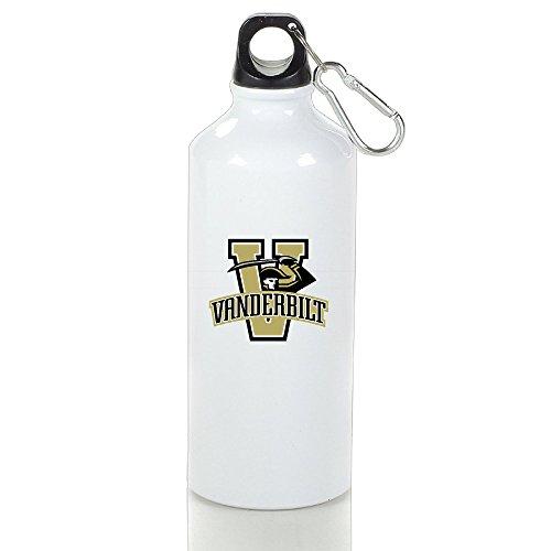 Poster Ray Mill (EVALY Vanderbilt University Stylish Climbing Flask White With Carabiner Hook,400-600ml)