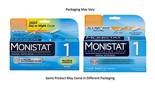Monistat 1-Day Yeast Infection Treatment