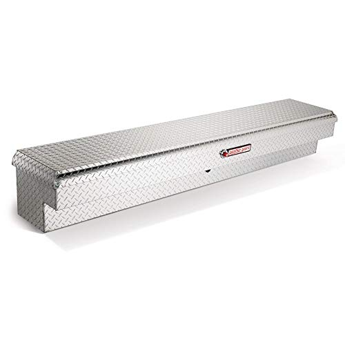 Model 164-0-01 Lo-Side Box, Aluminum, Long, 6.4 cu -