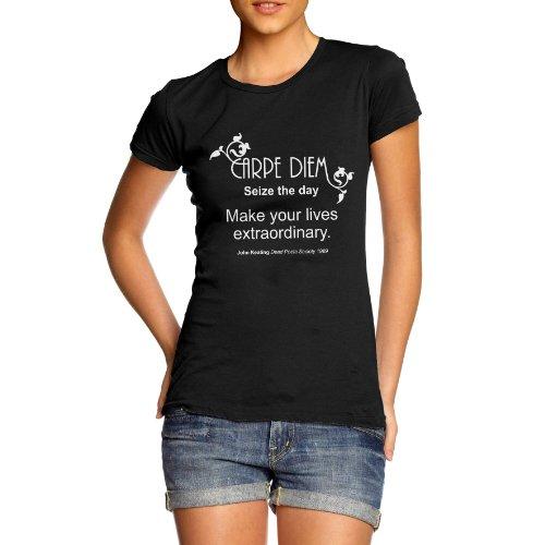 Printed Graphic Keating Society T Shirt product image