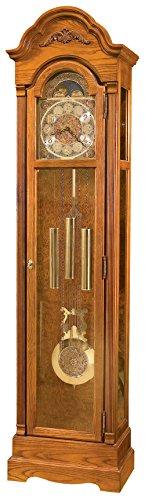 Howard Miller Hartford Floor Standing Grandfather Clock, Legacy Oak
