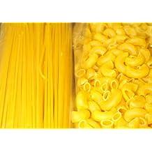 Gluten Free Pasta 2 PACK -Mrs. Bryant's Gluten Free Organic Vegan Kosher Spaghetti & Macaroni Pastas (Made with Quinoa & Corn -8oz per package))
