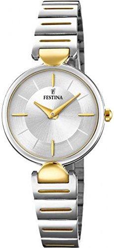 Festina Mademoiselle F20320/1 Wristwatch for women Design Highlight