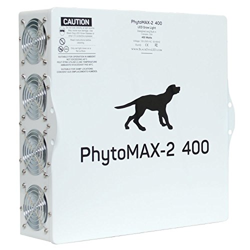 Black Dog PhytoMAX-2 400 – Best Commercial Level LED Grow Light