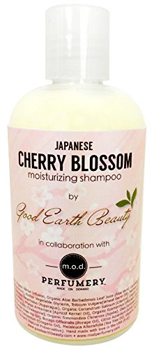 Шампунь японский Cherry Blossom естественным путем Good Earth красоты