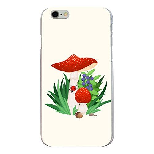 """Disagu SF-sdi-3841_1194#zub_cc5763 Design Schutzhülle für Apple iPhone 6 Plus - Motiv """"Fliegenpilz 01"""""""