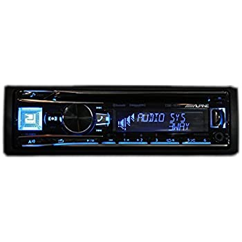 41p7PWMRBtL._SL500_AC_SS350_ amazon com alpine cdesxm145bt advanced bluetooth cd siriusxm wiring diagram for alpine cde-143bt at aneh.co