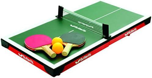 Butterfly Mini Table - Mesa de ping pong: Amazon.es: Deportes y ...