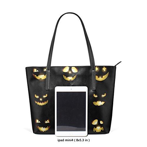 Multicolor2 Mango Deyya Asas Hombro Bolsa Calabaza Mujer Top Halloween Wo Bolsos Impresión De a6qP7xr6