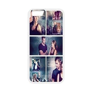 IPhone 6 Cases Divergent Insurgent Allegiant, Divergent [White]