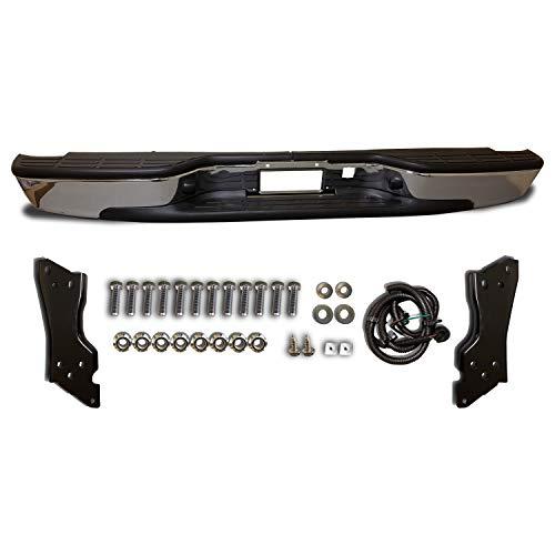 01 chevy silverado 1500 bumper - 9