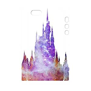 DDOUGS I fantasty castle New Fashion Cell Phone Case for Iphone 5,5S, Customised Iphone 5,5S Case