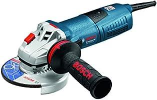Bosch Professional Winkelschleifer GWS 13-125 (Aufnahmeflansch,