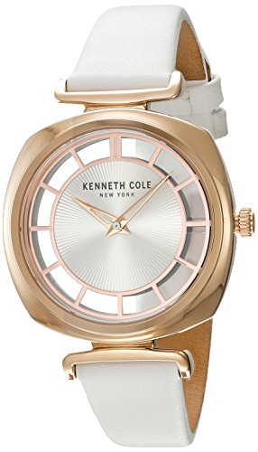 Kenneth Cole New York Women Uhr Watch Leather KC15108003