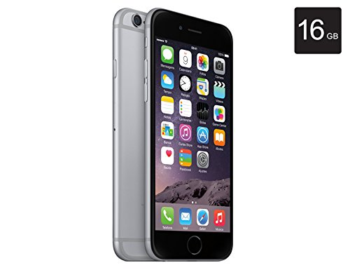 iPhone Apple 6, Space Gray, Tela de 4.7