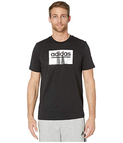 adidas Men's Foil Box T-Shirt