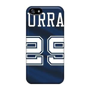 Iphone 5/5s Case Cover Skin : Premium High Quality Dallas Cowboys Case