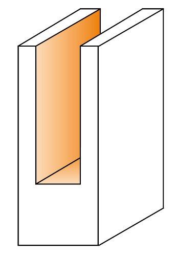 1//2-Inch Shank 16mm Diameter Straight Bit CMT 812.660.11