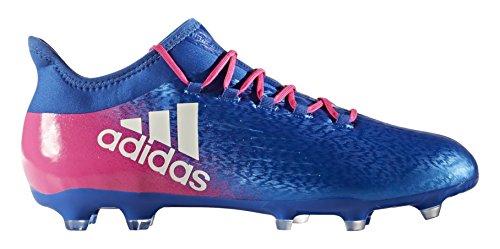 Da Fg ftwbla Scarpe 16 Uomo azul Adidas 2 Calcio X rosimp Blu tv7qX