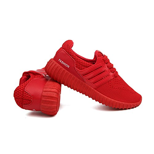 up Gym Fitness 774red Sneakers Adults' Trainers Men 1 5 Walking 1 Need Running Size fereshte Shoes Lightweight Unisex Sports w1IqRTR