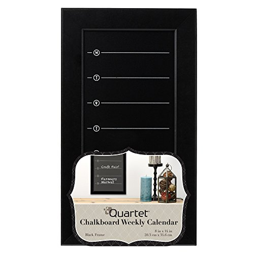 Quartet Bulletin Board, Fabric, 11″ x 17″, Home Organization, 1 Board, Color May Vary (50728)