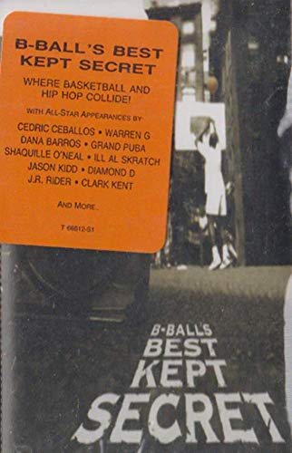 B-Ball's Best Kept Secret -7399 Cassette Tape (Bballs Best Kept Secret)