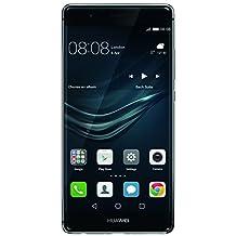 Huawei P9 4G 32GB Negro, Gris - Smartphone (1920 x 1080 Pixeles, 16,78 millones de colores, 16:9, Multi-touch,...