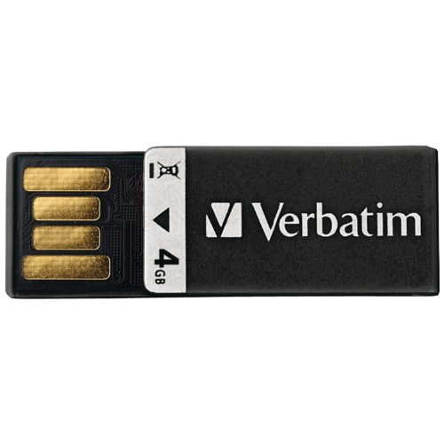 Verbatim Clip-it USB Flash Drive