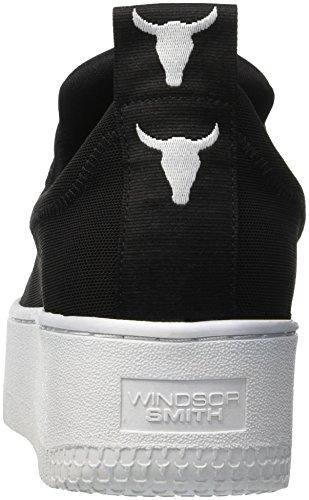 Black 001 White Speedy Smith Multicolore Sneaker Windsor Donna SqXw0Yv