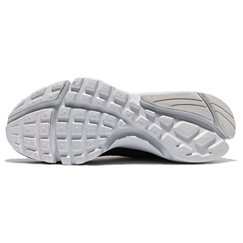Gymnastique de pure NIKE Black Presto Platinum Chaussures Blanc Blanc Fly Homme Black Blanc volt qw61xR
