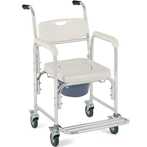 Giantex 3-in-1 Medical Transport