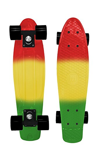 Mayhem Boards Scooters Skateboard Tone Rasta