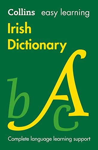 Easy Learning Irish Dictionary  Collins Easy Learning