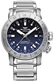 Glycine Airman Mens Analog Swiss Automatic Watch with Stainless Steel Bracelet GL0156