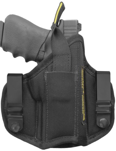 Crossfire Elite The Eclipse 5-Inch Full Size LH Semi-Automatic Pistol Conceal Holster