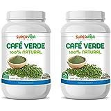 GRINLAIT - Cápsulas de Extracto de Grano de Café Verde..