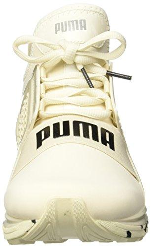 Bianco Tissu En Limitless Et Pour Blanches Détails Mailles Noirs Chaussures Hommes À Swirl Ignite Puma YnwU6Sa0qx