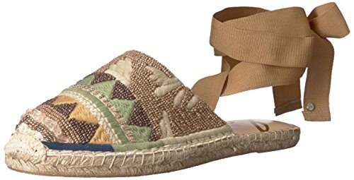Sam Edelman Women's Karolyn Mule Putty/Natural Multi 11 M US