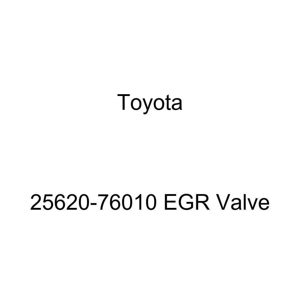 Toyota 25620-76010 EGR Valve