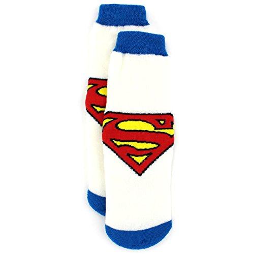 086dc63e200 Superman Slipper Socks Toddler Little product image
