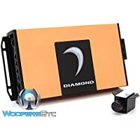 Diamond Audio MICRO2V2 2-Channel 500W RMS Class D Amplifier