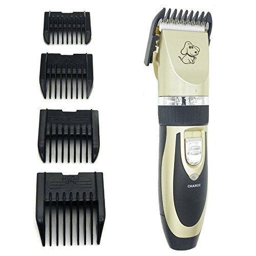 Grooming Clippers Cordless Rechargeable Electric product image