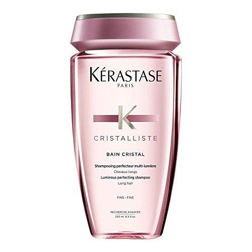 Cristalliste Bain Cristal Luminous Perfecting Shampoo for Voluptuous Hair by Kerastase for Unisex - 8.5 oz Shampoo