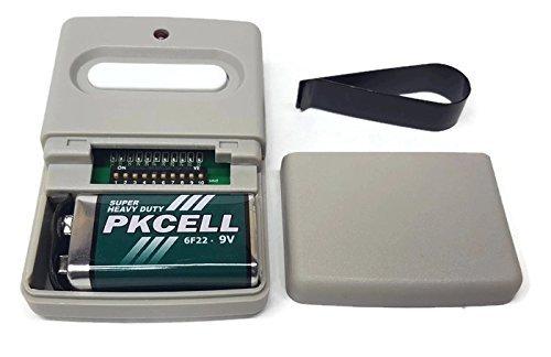 Linear 3089 Multicode 3089 Compatible Visor Remote Transmitter Opener 2 Pak
