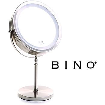 Amazon Com Bino Princeton Lighted Vanity Mirror 8 5